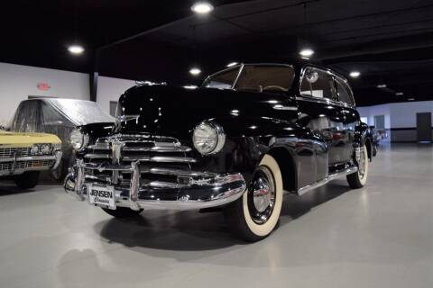 1948 Chevrolet Fleetmaster for sale at Jensen's Dealerships in Sioux City IA