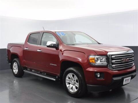 2018 GMC Canyon for sale at Tim Short Auto Mall 2 in Corbin KY