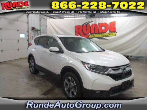 2019 Honda CR-V for sale at Runde Chevrolet in East Dubuque IL