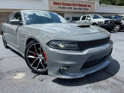 2017 Dodge Charger for sale at North Georgia Auto Brokers in Snellville GA