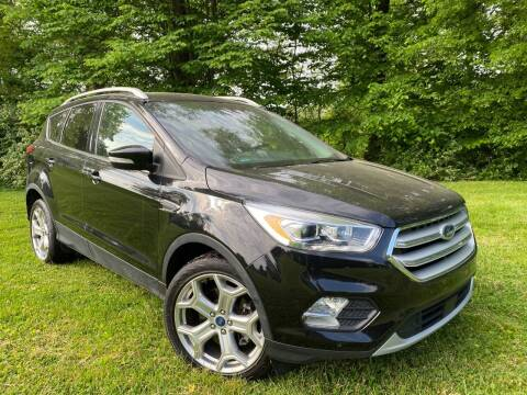 2019 Ford Escape for sale at Kenny Vice Ford Sales Inc - USED Vehicle Inventory in Ladoga IN