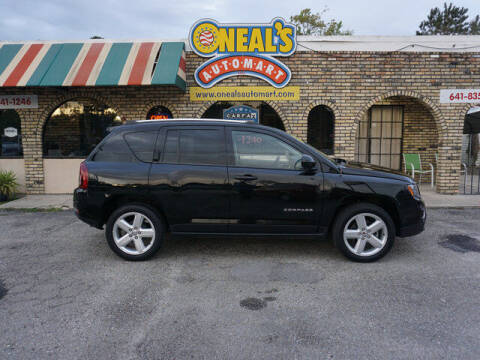 2014 Jeep Compass for sale at Oneal's Automart LLC in Slidell LA