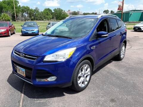 2014 Ford Escape for sale at Dakota Cars and Credit LLC - Dakota Auto Rentals in Sioux Falls SD