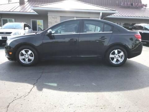 2012 Chevrolet Cruze for sale at Motors Inc in Mason MI