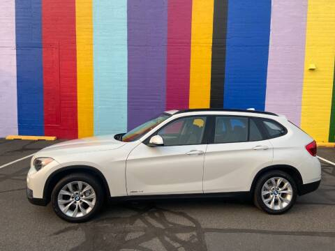 2014 BMW X1 for sale at JOSE MESA AUTO WHOLESALE , LLC in Portland OR