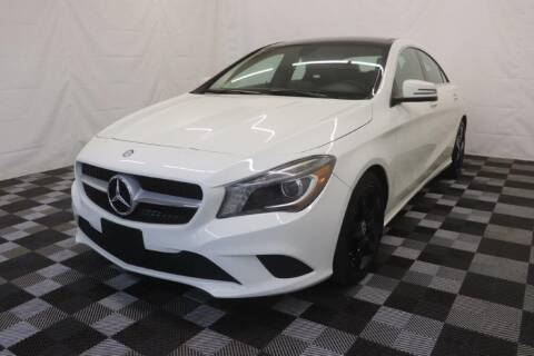 2015 Mercedes-Benz CLA for sale at AH Ride & Pride Auto Group in Akron OH