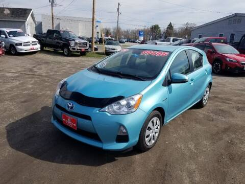 2014 Toyota Prius c for sale at AutoMile Motors in Saco ME