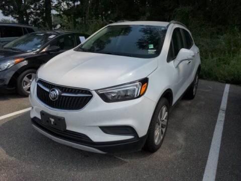 2018 Buick Encore for sale at Strosnider Chevrolet in Hopewell VA