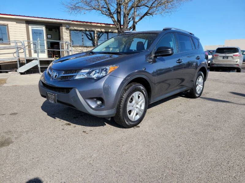 2015 Toyota RAV4 for sale at Revolution Auto Group in Idaho Falls ID