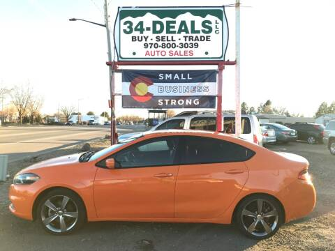2014 Dodge Dart for sale at 34 Deals LLC in Loveland CO