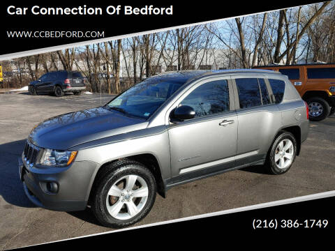 2012 Jeep Compass for sale at Car Connection of Bedford in Bedford OH