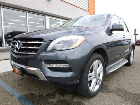 2013 Mercedes-Benz M-Class for sale at Torgerson Auto Center in Bismarck ND