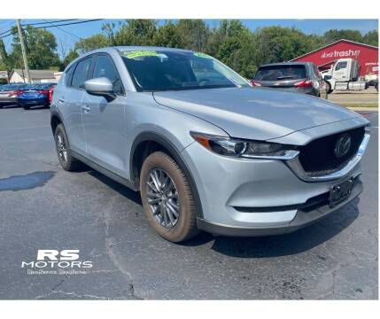 2019 Mazda CX-5 for sale at RS Motors in Falconer NY
