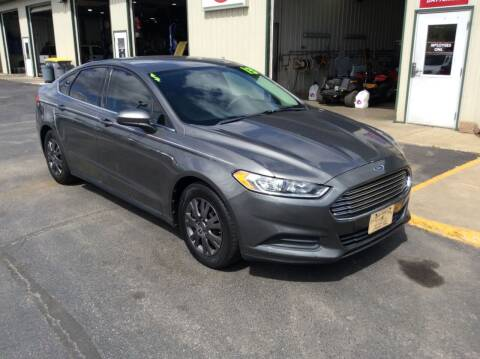 2013 Ford Fusion for sale at TRI-STATE AUTO OUTLET CORP in Hokah MN