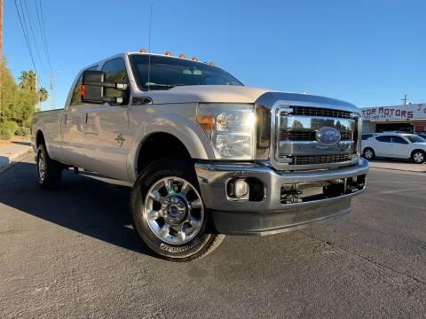 2016 Ford F-350 Super Duty for sale at Boktor Motors in Las Vegas NV