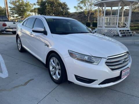 2013 Ford Taurus for sale at Los Compadres Auto Sales in Riverside CA