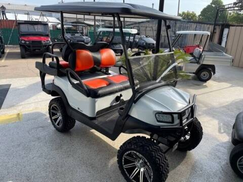 2021 Club Car Tempo 4 Pass EFI Gas Lift for sale at METRO GOLF CARS INC in Fort Worth TX