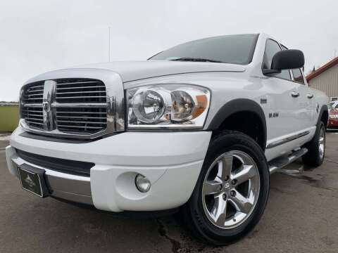 2008 Dodge Ram Pickup 1500 for sale at LUXURY IMPORTS in Hermantown MN