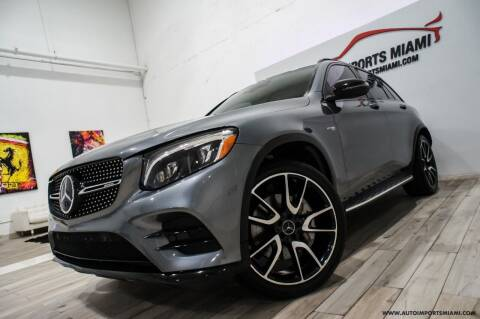 2017 Mercedes-Benz GLC for sale at AUTO IMPORTS MIAMI in Fort Lauderdale FL
