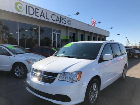 2017 Dodge Grand Caravan for sale at Ideal Cars in Mesa AZ