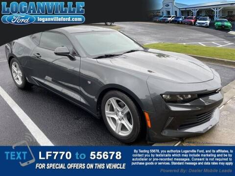 2018 Chevrolet Camaro for sale at Loganville Ford in Loganville GA