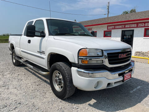 2007 GMC Sierra 2500HD Classic for sale at Sarpy County Motors in Springfield NE