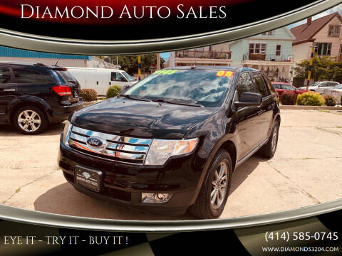 2008 Ford Edge for sale at Diamond Auto Sales in Milwaukee WI