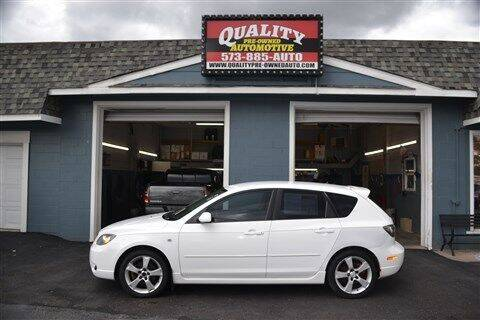 2004 Mazda MAZDA3 for sale at Quality Pre-Owned Automotive in Cuba MO