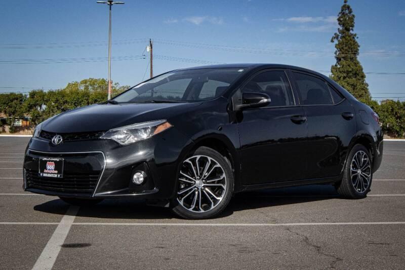 2016 Toyota Corolla for sale in Bellflower, CA
