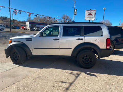 2008 Dodge Nitro for sale at PYRAMID MOTORS AUTO SALES in Florence CO