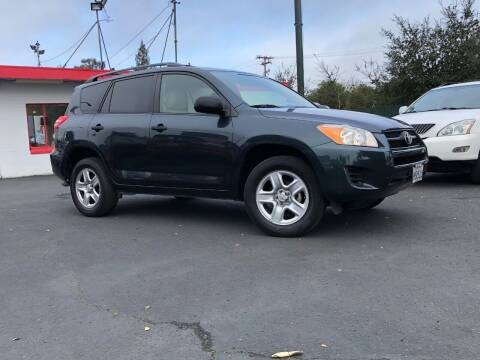 2010 Toyota RAV4 for sale at Redwood City Auto Sales in Redwood City CA
