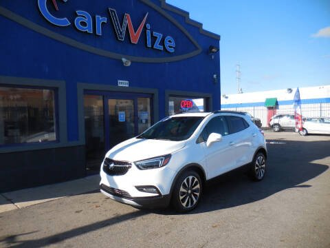 2019 Buick Encore for sale at Carwize in Detroit MI