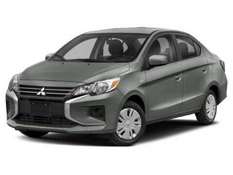 2021 Mitsubishi Mirage G4 for sale at Don Herring Mitsubishi in Plano TX