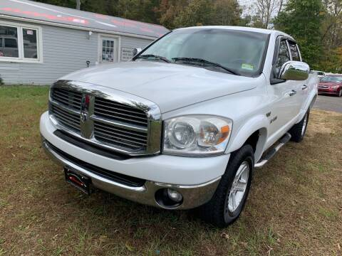 2008 Dodge Ram Pickup 1500 for sale at Manny's Auto Sales in Winslow NJ