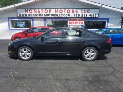 2012 Ford Fusion for sale at Nonstop Motors in Indianapolis IN