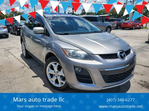 2010 Mazda CX-7 for sale at Mars auto trade llc in Kissimmee FL
