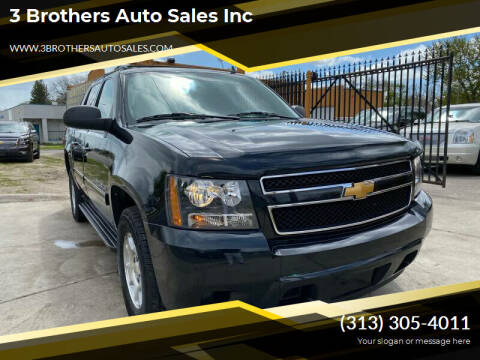 2012 Chevrolet Avalanche for sale at 3 Brothers Auto Sales Inc in Detroit MI