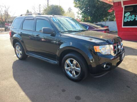 2011 Ford Escape for sale at Universal Auto Sales in Salem OR