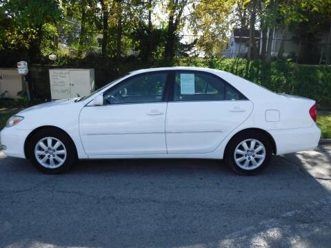 2003 Toyota Camry for sale at ALL Auto Sales Inc in Saint Louis MO