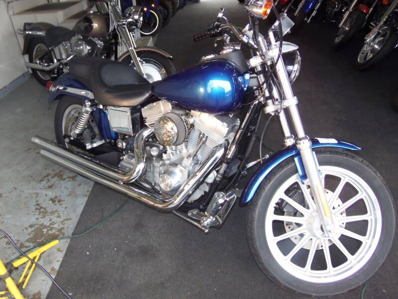 2002 Harley-Davidson FXD DYNA SUPER GLIDE for sale at Fulmer Auto Cycle Sales - Fulmer Auto Sales in Easton PA