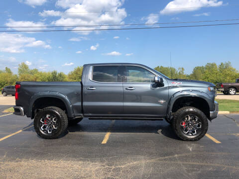 2019 Chevrolet Silverado 1500 for sale at Fox Valley Motorworks in Lake In The Hills IL