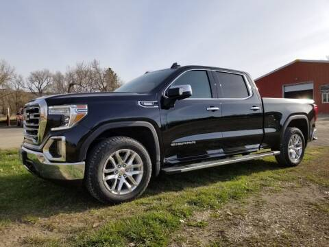 2021 GMC Sierra 1500 for sale at A & B Auto Sales in Ekalaka MT