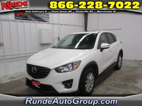 2016 Mazda CX-5 for sale at Runde Chevrolet in East Dubuque IL