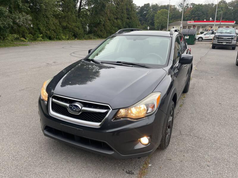2014 Subaru XV Crosstrek for sale at Washington Auto Repair in Washington NJ