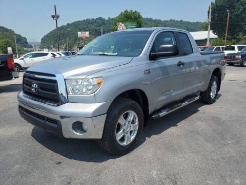 2010 Toyota Tundra for sale at MCMANUS AUTO SALES in Knoxville TN