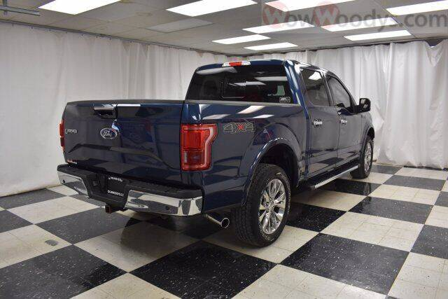 2017 Ford F-150 4x4 Lariat 4dr SuperCrew 5.5 ft. SB - Chillicothe MO