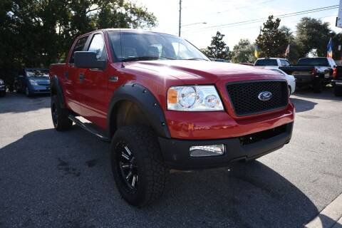2005 Ford F-150 for sale at Grant Car Concepts in Orlando FL