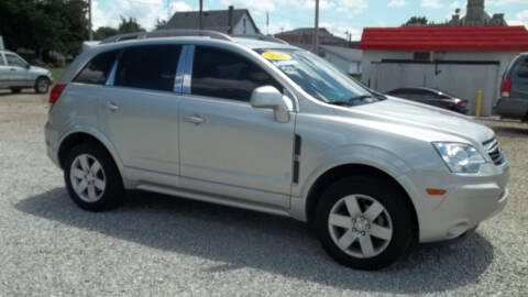 2008 Saturn Vue for sale at MIKE'S CYCLE & AUTO - Mikes Cycle and Auto (Liberty) in Liberty IN
