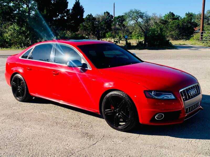 2011 Audi S4 for sale at Luxury Motorsports in Austin TX