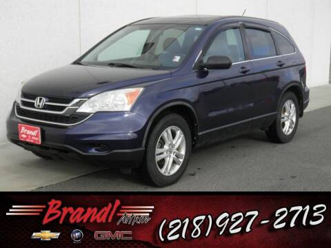 2010 Honda CR-V for sale at Brandl GM in Aitkin MN